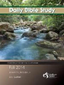 DAILY BIBLE STUDY - FALL 2014