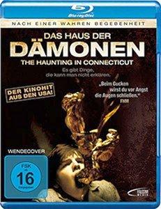Das Haus der Dämonen-Blu-ray Disc