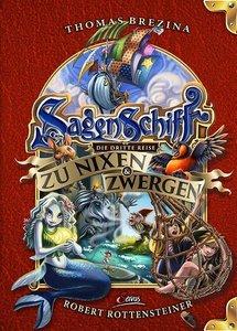 Sagenschiff 3: Die dritte Reise zu Nixen & Zwergen