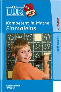 LÜK. Kompetent in Mathe 1 x 1