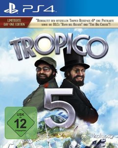 Tropico 5 - Limitierte Day One Edition