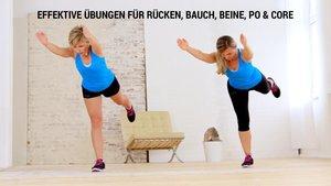 6x10 Minuten Full Body Workouts | Fit, schlank & sexy dank funkt