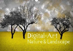 "Viola, M: Digital-Art ""Nature & Landscape"" (UK - Version)"
