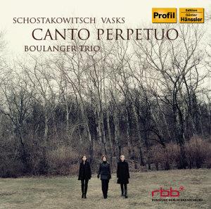 Canto Perpetuo/Klaviertrios 1+2