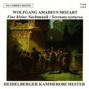 Kleine Nachtmusik KV 525/Serenata Notturna KR 239/