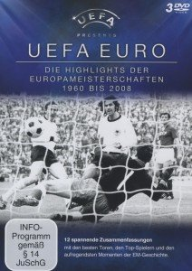 Highlights der Europameisterschaften 1960 bis 2008