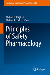 Principles of Safety Pharmacology