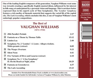Best Of Vaughan Williams