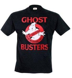 Ghostbusters - Ghost Call - T-Shirt - Schwarz - Größe M