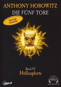 Die Fünf Tore,Band 4-Höllenpforte