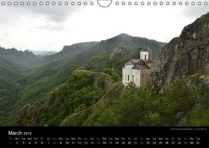 Monuments of Russia 2015 (Wall Calendar 2015 DIN A4 Landscape)