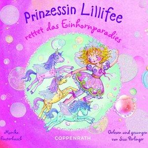 Prinzessin Lillifee rettet das Einhornparadies (CD)