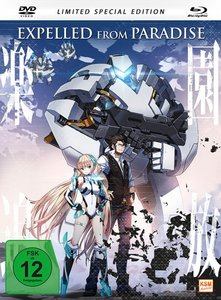 Expelled from Paradise. Limited Special Edition