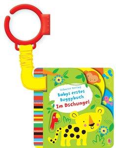 Babys erstes Buggybuch: Im Dschungel