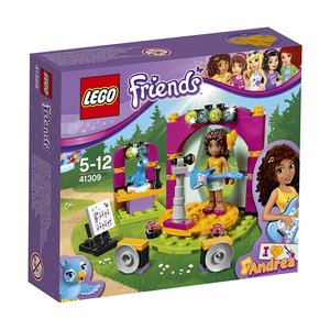 LEGO® Friends 41309 - Andreas Showbühne