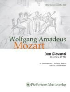 Don Giovanni, Ouvertüre KV 527