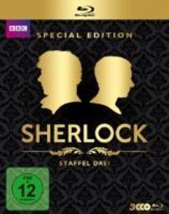 Sherlock-Staffel 3 (Special Edition)