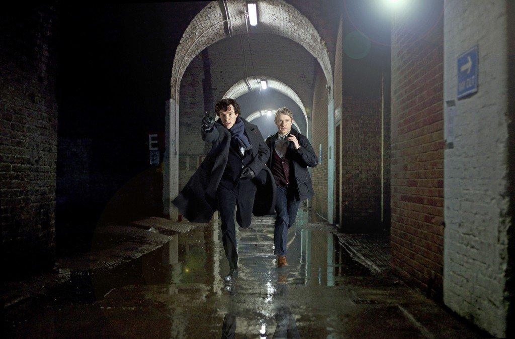 Sherlock-Staffel 3 (Special Edition) - zum Schließen ins Bild klicken