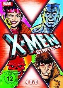 X-Men-Staffel 4+5