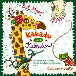 Kakadu und Kukuda (CD)