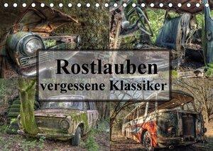 Rostlauben - vergessene Klassiker