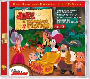 Jake und die Nimmerland-Piraten Teil8