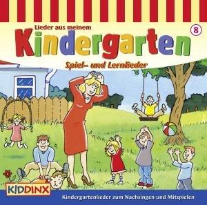 Lieder aus meinem Kindergarten - Spiel- und Lernlieder