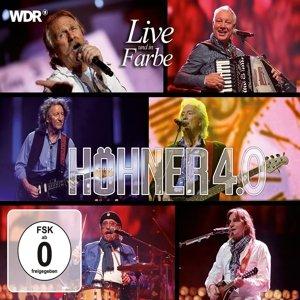 Höhner 4.0 Live Und In Farbe