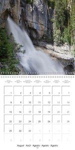 Canada Rocky Mountains National Parks (Wall Calendar 2016 300 ×