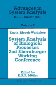 Erwin-Riesch Workshop: System Analysis of Biological Processes