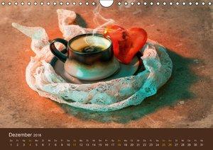 Coffein (Wandkalender 2016 DIN A4 quer)