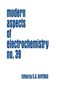 Modern Aspects of Electrochemistry 39