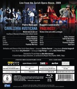 Cavalleria Rusticana/Der Bajazzo