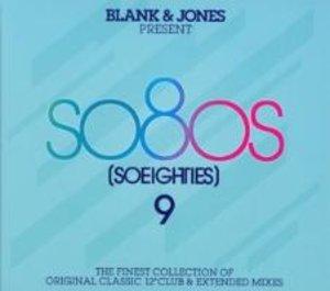 Present So80s (So Eighties) 9 (Deluxe Box)