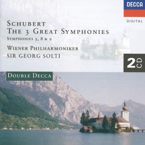 Sinfonien 5,8,9