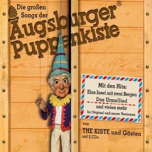 Die Groáen Songs Der Augsburger Puppenkiste
