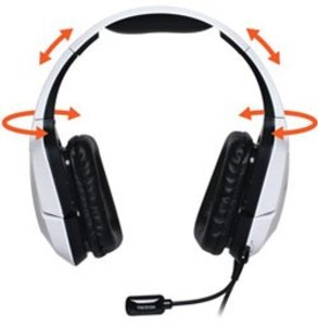 TRITTON® 720+ 7.1-Surround-Headset für Xbox 360®/PlayStation®3