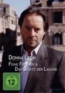 Donna Leon: Feine Freunde / Das Gesetz der Lagune