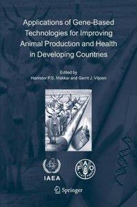 Applications of Gene-Based Technologies for Improving Animal Pro