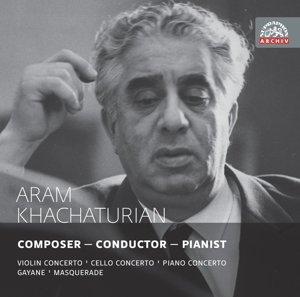 Kchatchaturian: Komponist-Dirigent-Pianist
