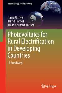 Photovoltaics or Rural Electrification in Developing Countries
