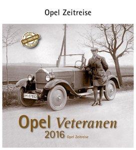 Opel Veteranen 2016