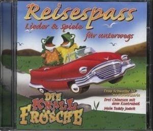Reisespass-Lieder & Spiele für unterwegs