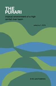 The Purari - tropical environment of a high rainfall river basin
