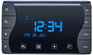 Radiowecker RR50 - blau