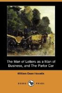 The Man of Letters as a Man of Business, and the Parlor Car (Dod