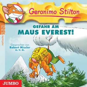 Geronimo Stilton 15. Gefahr am Maus-Everest!