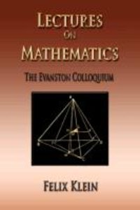 Lectures on Mathematics - The Evanston Colloquium