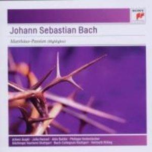 Matthäus-Passion,BWV 244 (Highlights)