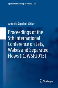 Proceedings of the 5th International Conference on Jets, Wakes a